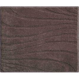 LineaDue Koupelnová předložka MARRAKESH kakaová Typ: 50x60 cm