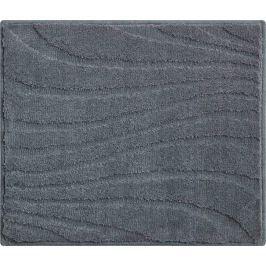 LineaDue Koupelnová předložka MARRAKESH antracitová Typ: 50x60 cm