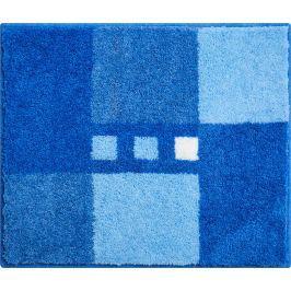 LineaDue Koupelnová předložka MERKUR modrá Typ: 50x60 cm