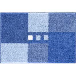 LineaDue Koupelnová předložka MERKUR modrá Typ: 70x120 cm