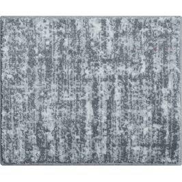 LineaDue Koupelnová předložka SAVIO šedá Typ: 50x60 cm Standardní kolekce LineaDue