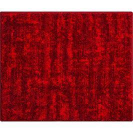 LineaDue Koupelnová předložka SAVIO rubínová Typ: 50x60 cm