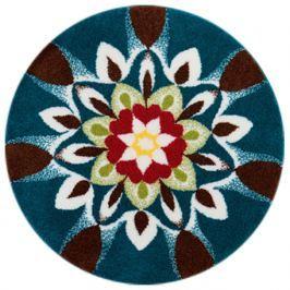 GRUND Mandala předložka HARMONIE zelená Typ: kruh 100 cm