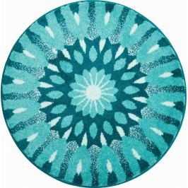 GRUND Mandala předložka CHRÁM DUŠE tyrkysová Typ: kruh 60 cm
