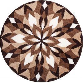 GRUND Mandala předložka KŘÍDLA RADOSTI hnědá Typ: kruh 60 cm