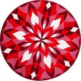 GRUND Mandala předložka KŘÍDLA RADOSTI červená Typ: kruh 60 cm