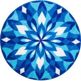 GRUND Mandala předložka KŘÍDLA RADOSTI modrá Typ: kruh 60 cm