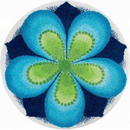 GRUND Mandala předložka NAPLNĚNÍ modrá Typ: kruh 80 cm