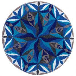 GRUND Mandala předložka PLYNUTÍ modrá Typ: kruh 60 cm