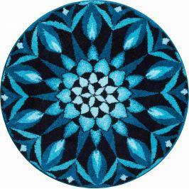 GRUND Mandala předložka POZNÁNÍ tyrkysová Typ: kruh 60 cm