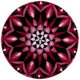 GRUND Mandala předložka SÍLA OKAMŽIKU bordó Typ: kruh 60 cm