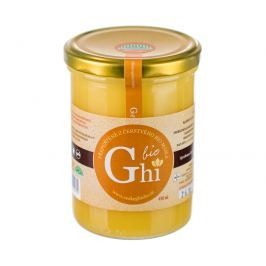 BIO přepuštěné máslo Ghí 450 ml