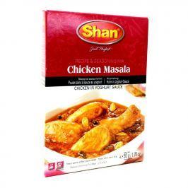 Směs koření Chicken Masala Shan 50 g