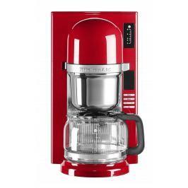 KitchenAid 5KCM0802EER kávovar na přelévanou kávu, královská červená