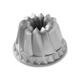 Nordic Ware Forma na bábovku Kugelhopf Bundt stříbrná 2,3 l