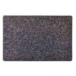 KJ Collection Prostírání žulově černá 43,5 x 28,5 cm