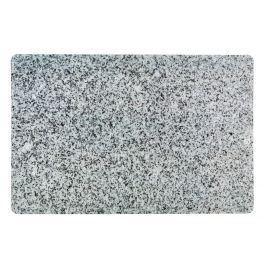 KJ Collection Prostírání žulově šedá 43,5 x 28,5 cm