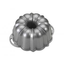 Nordic Ware Forma na bábovku Anniversary stříbrná, velká