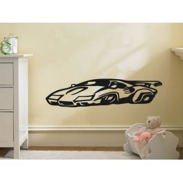Samolepka na zeď Auto 019