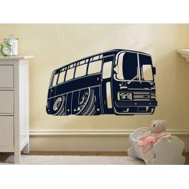 Samolepka na zeď Autobus 001