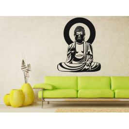 Samolepka na zeď Budha 001