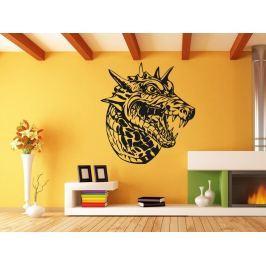 Samolepka na zeď Čínský drak 001