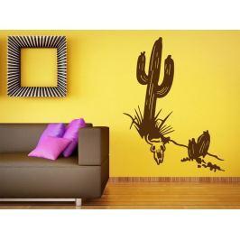 Samolepka na zeď Kaktus 001