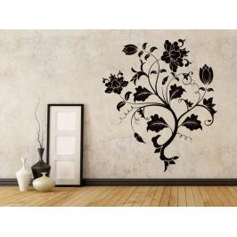 Samolepka na zeď Květiny 031