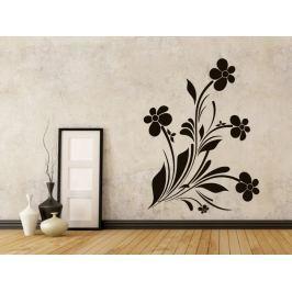 Samolepka na zeď Květiny 036