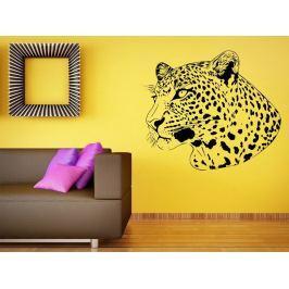 Samolepka na zeď Leopard 002