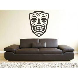 Samolepka na zeď Maska 004