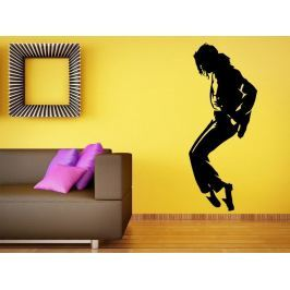 Samolepka na zeď Michael Jackson 002
