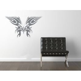 Samolepka na zeď Motýl 003