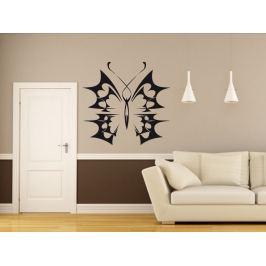 Samolepka na zeď Motýl 009