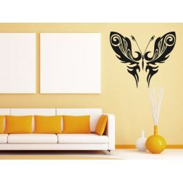 Samolepka na zeď Motýl 012