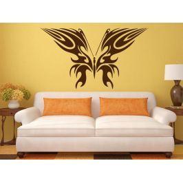 Samolepka na zeď Motýl 013