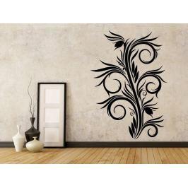 Samolepka na zeď Ornamenty z rostlin 031