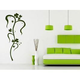 Samolepka na zeď Ornamenty z rostlin 035