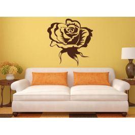 Samolepka na zeď Růže 004