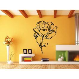 Samolepka na zeď Růže 013