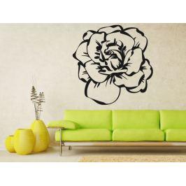 Samolepka na zeď Růže 014