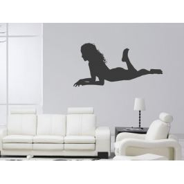 Samolepka na zeď Sexy žena 003