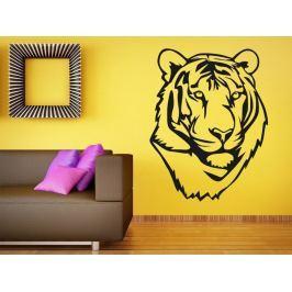 Samolepka na zeď Tygr 011