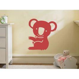 Samolepka na zeď Koala 001