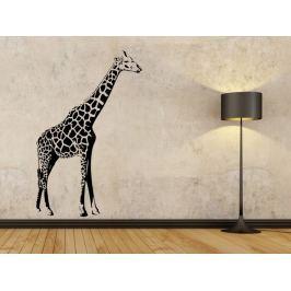 Samolepka na zeď Žirafa 007
