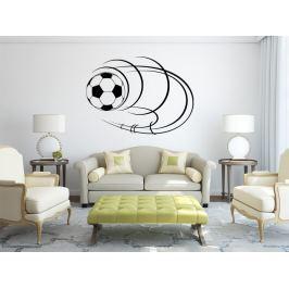 Samolepka na zeď Fotbalový míč 006