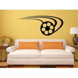 Samolepka na zeď Fotbalový míč 007