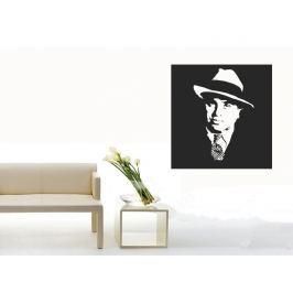 Samolepka na zeď Al Capone 001