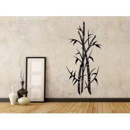 Samolepka na zeď Bambus 004