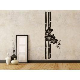 Samolepka na zeď Bambus 005